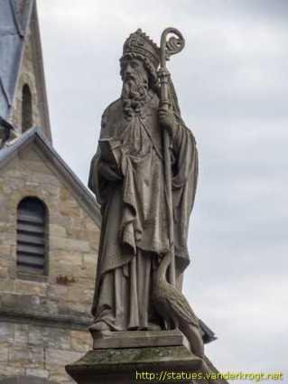 st liborius statue