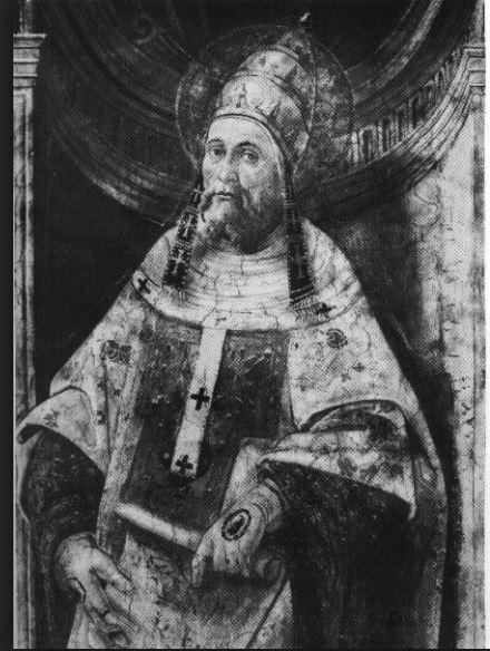 st pope soter - snip
