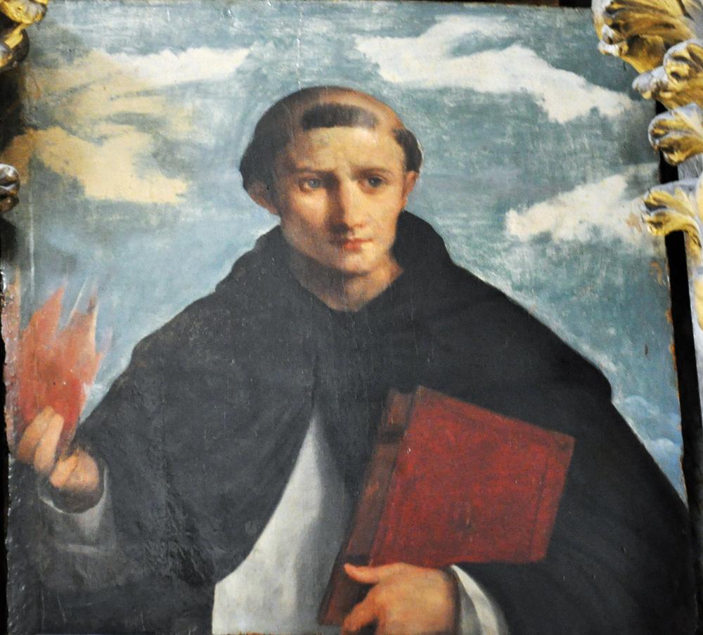 Palma il Vecchio, St. Vincent Ferrer, ca. 1523