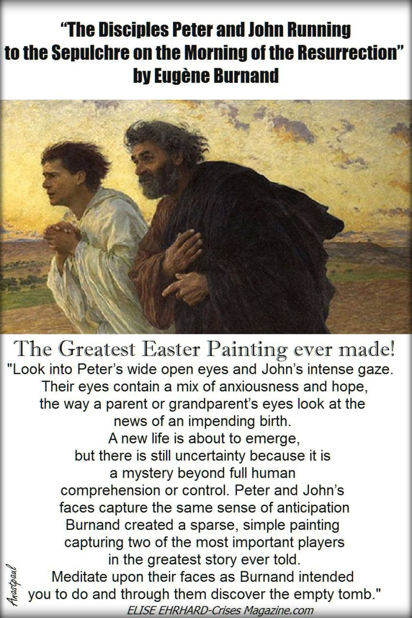 THE GREATEST EASTER PAINTING - ELISE EHRHARD CRISES MAG