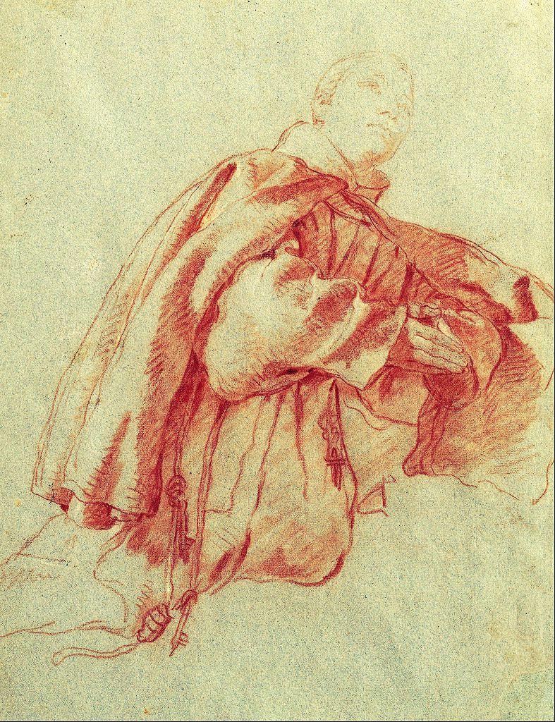 787px-Giovanni_Battista_Tiepolo_-_Saint_Pascal_Baylon_-_no 2. Google_Art_Project