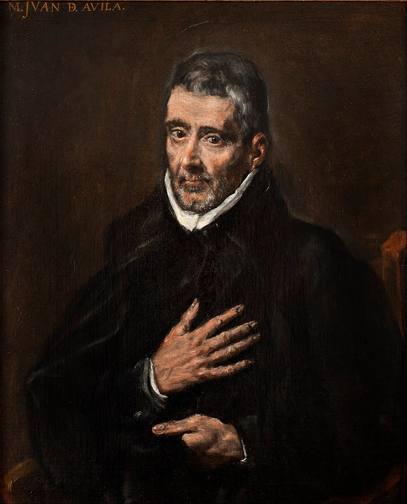 826px-Attributed_to_el_Greco_-_Portrait_of_Juan_de_Ávila_-_Google_Art_Project