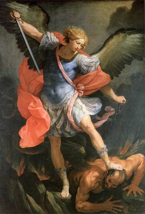 apparition of st michael