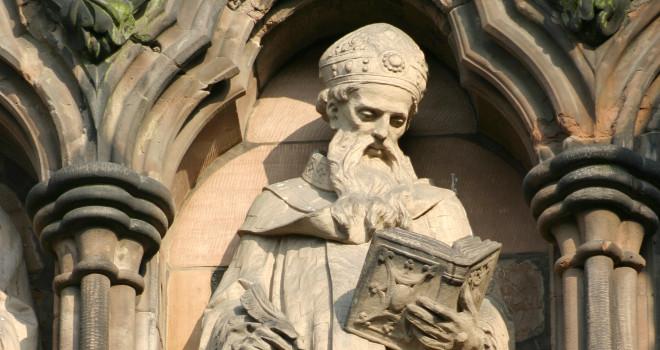 athanasius statue