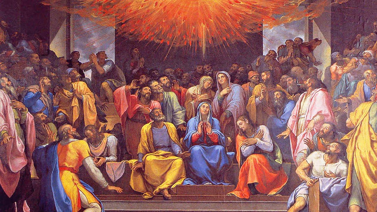 BEAUTIFUL PENTECOST! wallpaper -maxresdefault