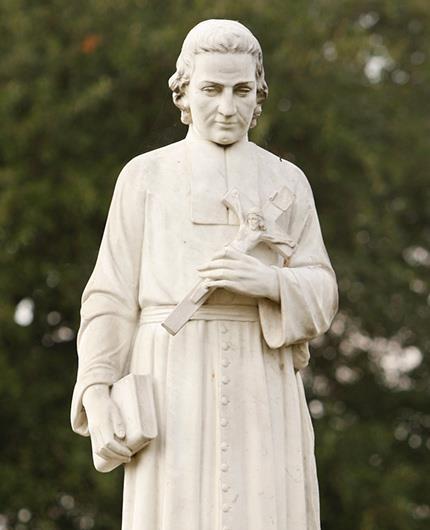 bl jean-martin moye - statue