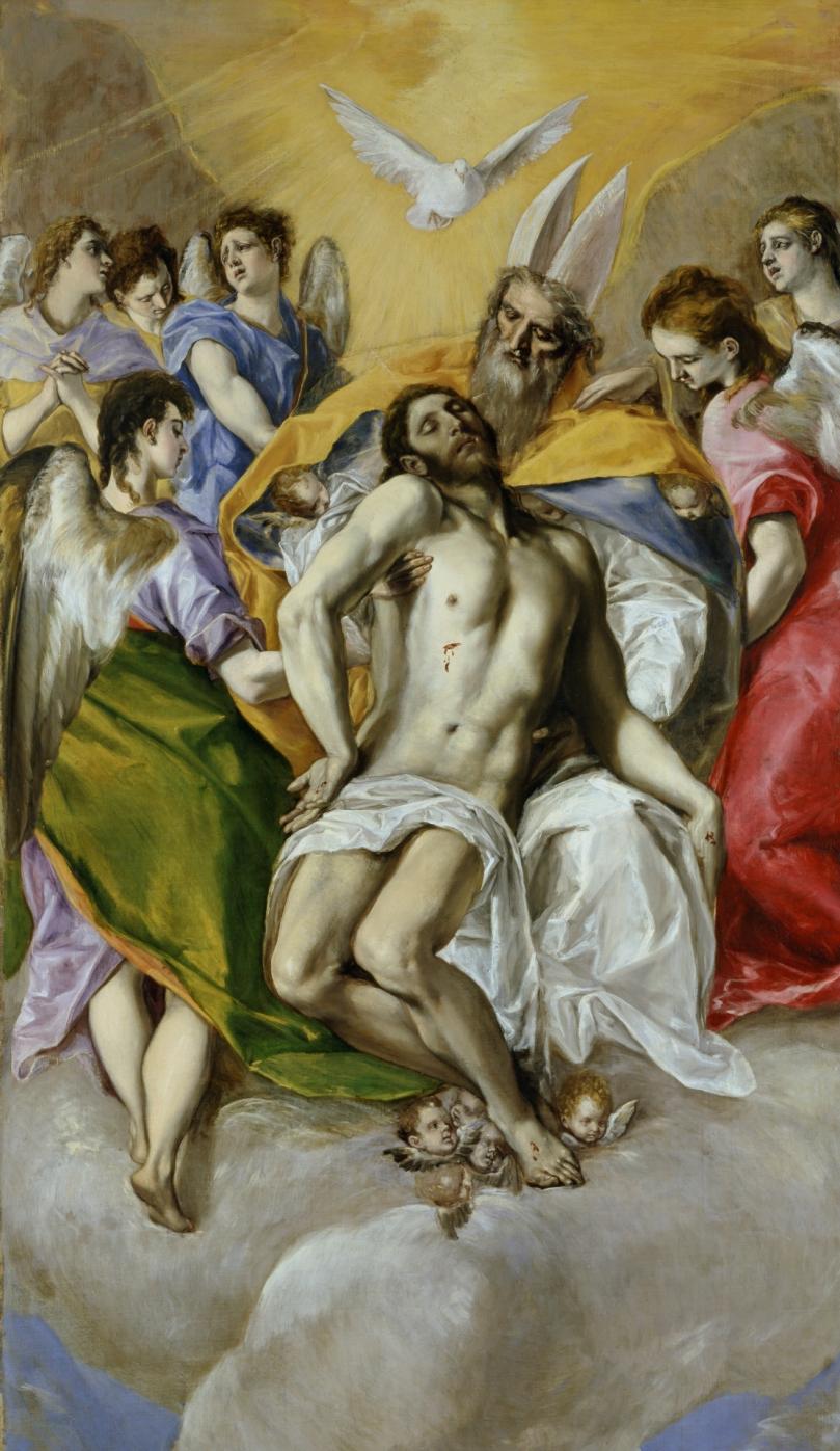 El Greco, 1577-79.