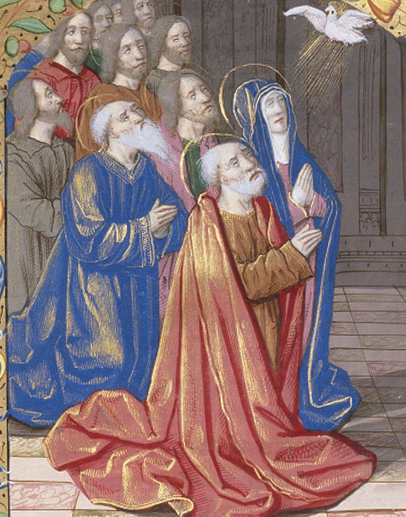 French Book of Hours, c. 1500.