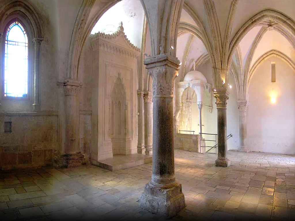 HOLY SPIRIT- Pentecost Upper Room