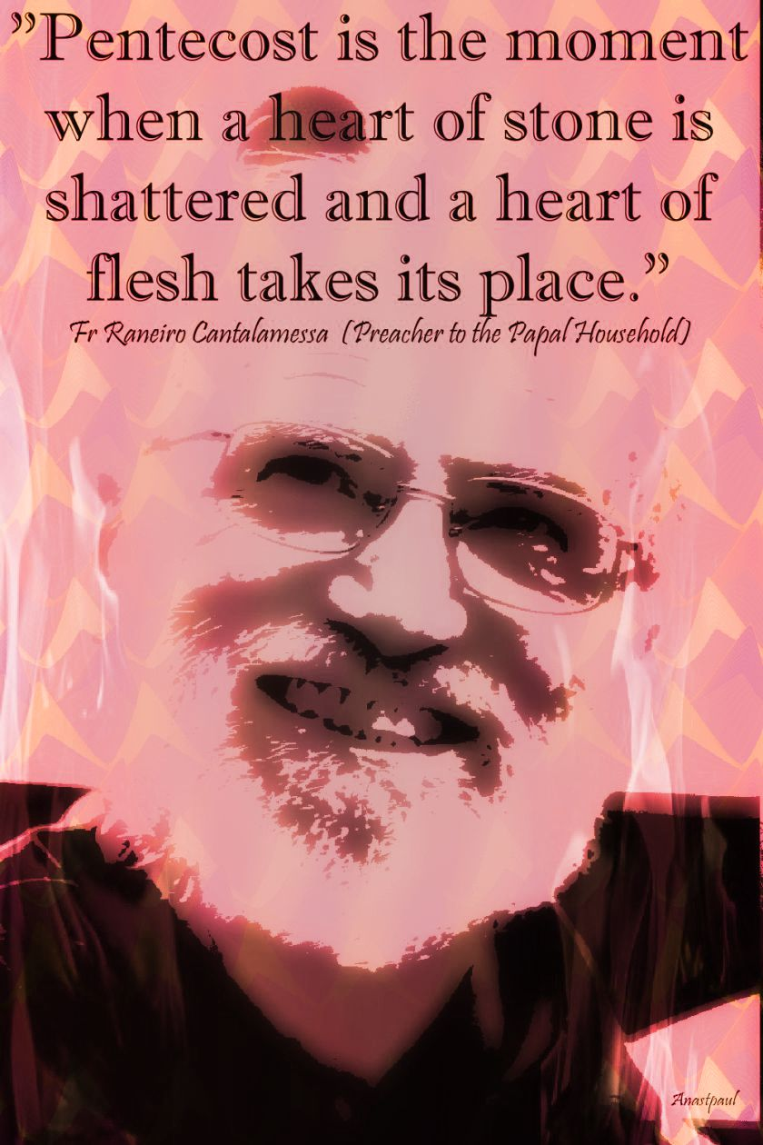 pentecost-is-the-moment-fr-raneiro-cantalamessa-20 may 2018. pentecost sunday