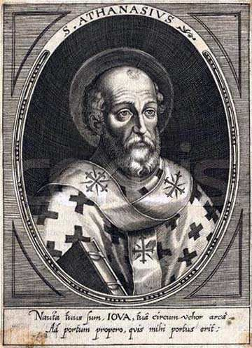 sr athanasius engraving