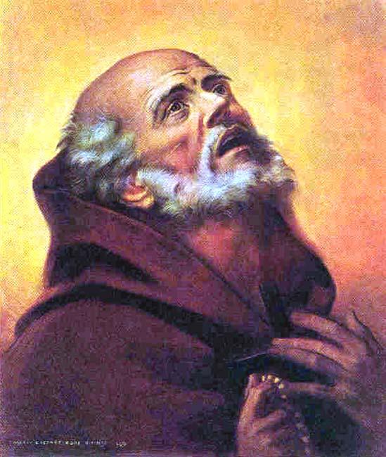 St Ignatius of Laconi