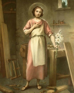 st joseph the worker - small
