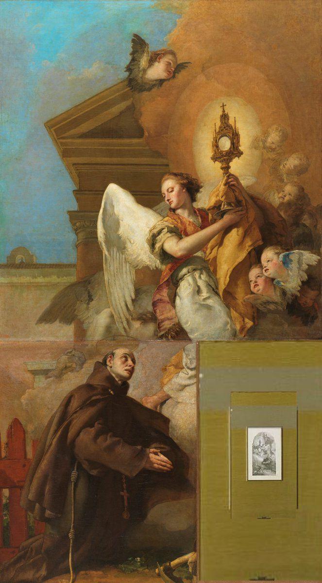st paschal baylon and the eucharist