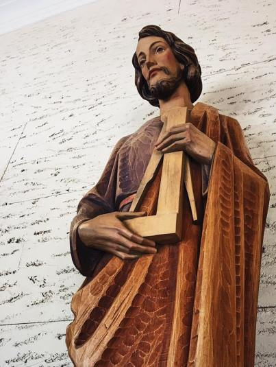 statue - st joseph the worker