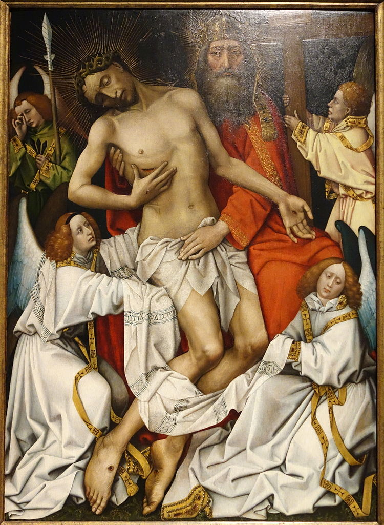 the_holy_trinity_workshop_of_rogier_van_der_weyden_c-_1430-1440_-_museum_m_-_leuven_belgium_-_holy trinity - dsc05222