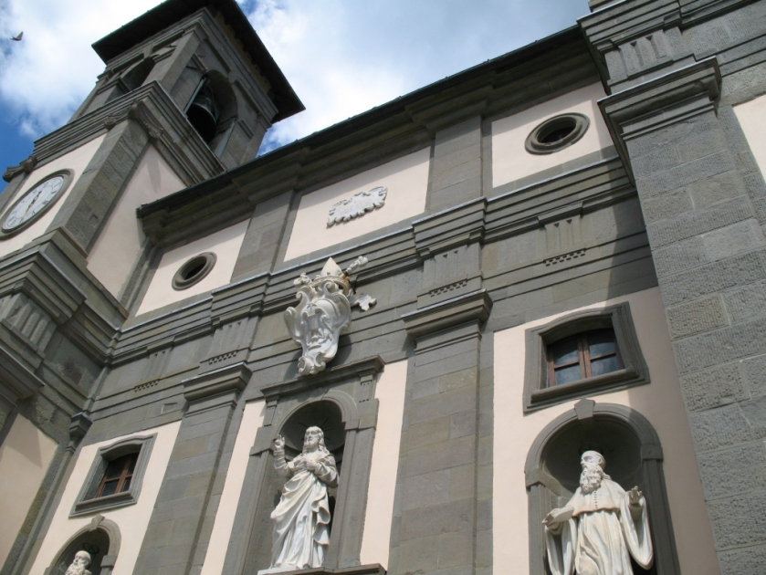Camaldoli_Church