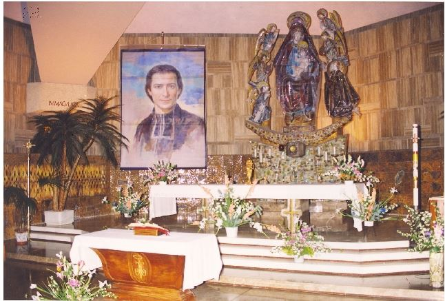 canoncisation celebrations