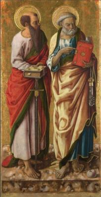 Carlo_crivelli,_Santi_Pietro_e_Paolo,_87x44_cm,_Londra,_National_Gallery