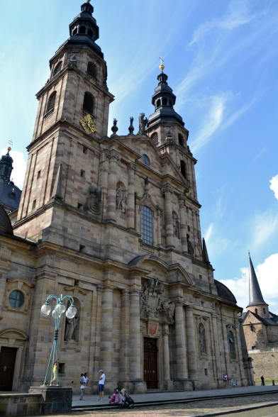 fulda cathedral and abbey