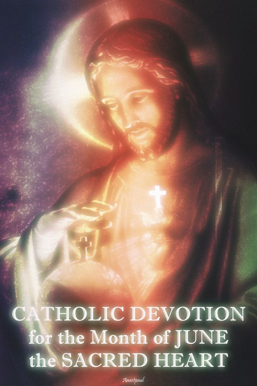 june-devotion- the sacred heart - 1 june 2018