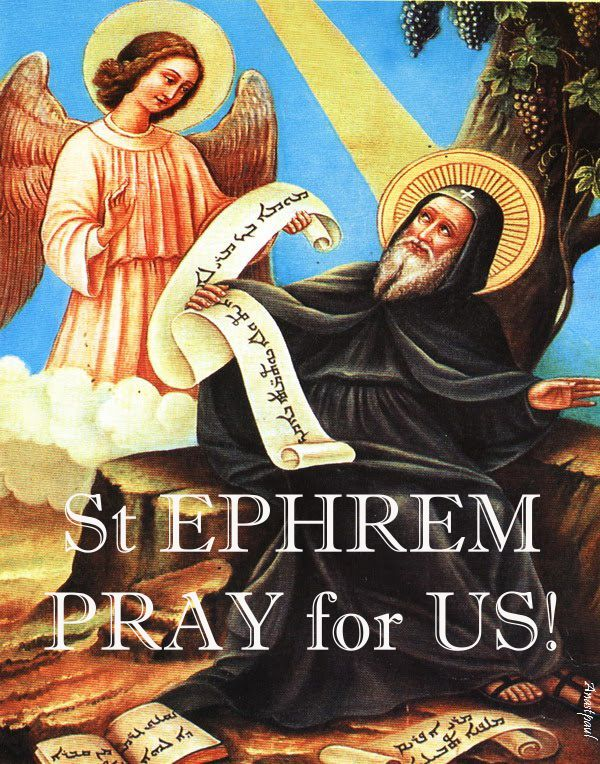 st ephrem pray for us 2