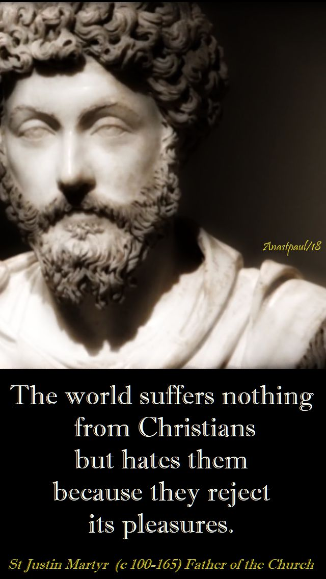 the world suffers nothing from Christians - 1 june 2018.jpg