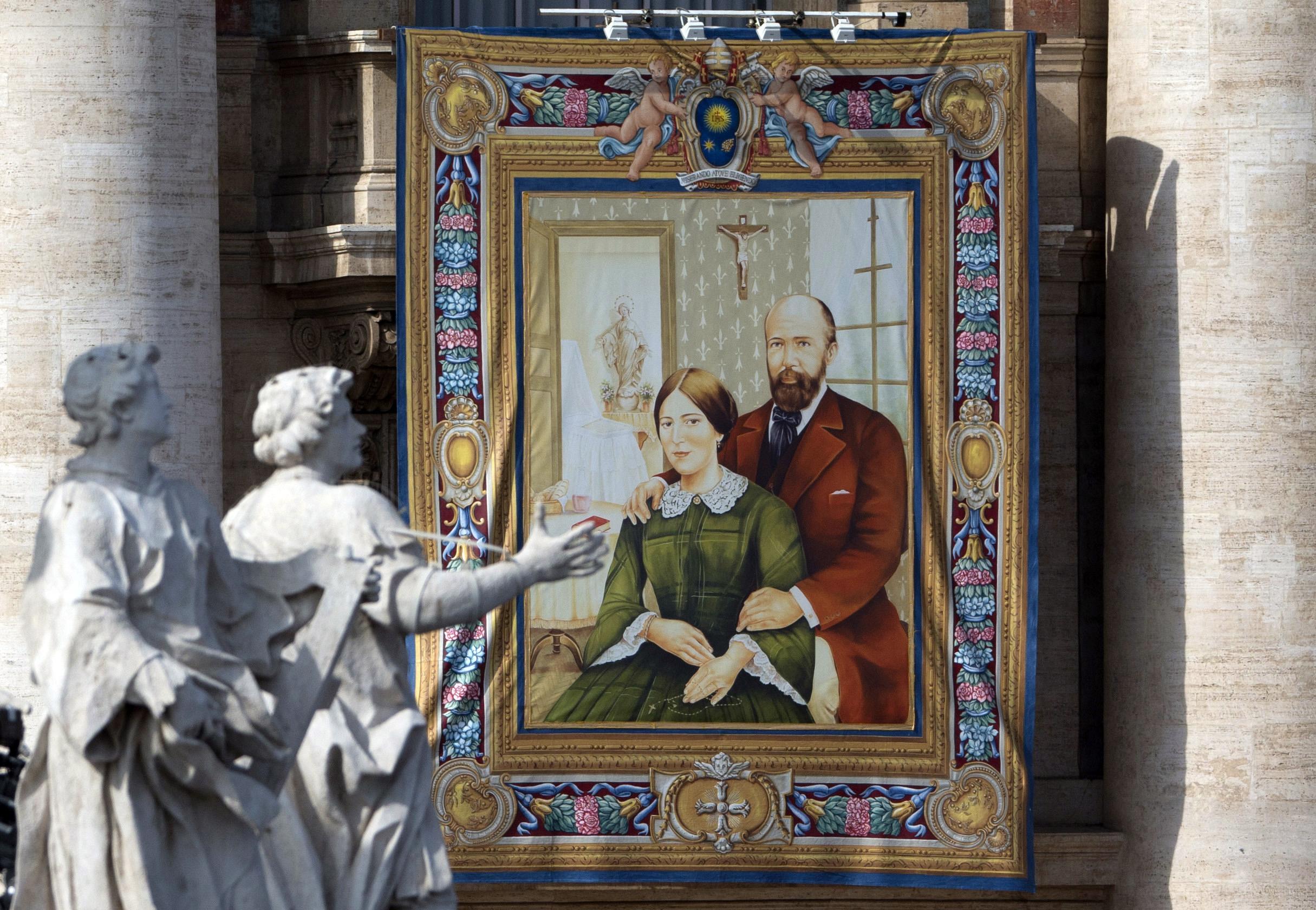 Vatican French Saints