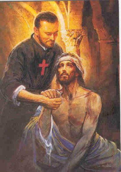camillus with jesus