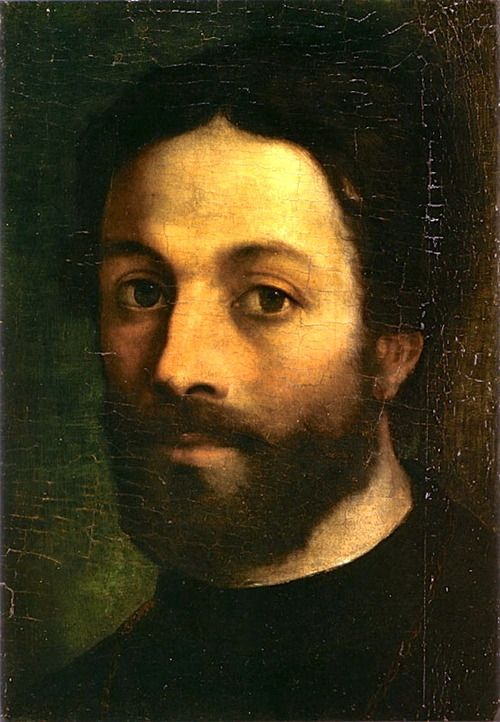 Header - Sebastiano del Piombo, Portrait of Saint Anthony Maria Zaccaria, 1537