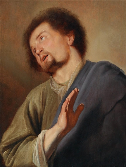 Jan Lievens, The Apostle Saint Thomas