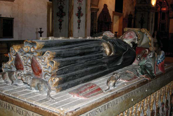saint isabel tomb 2