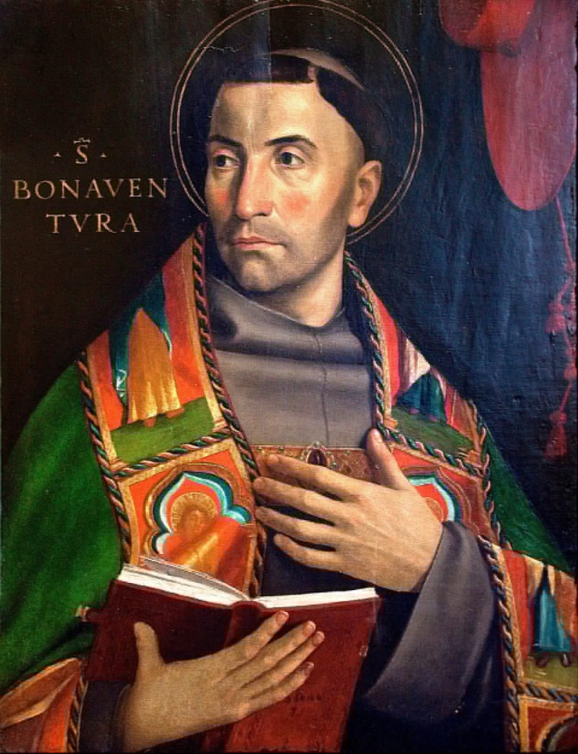 st bonaventure - coloured = v large