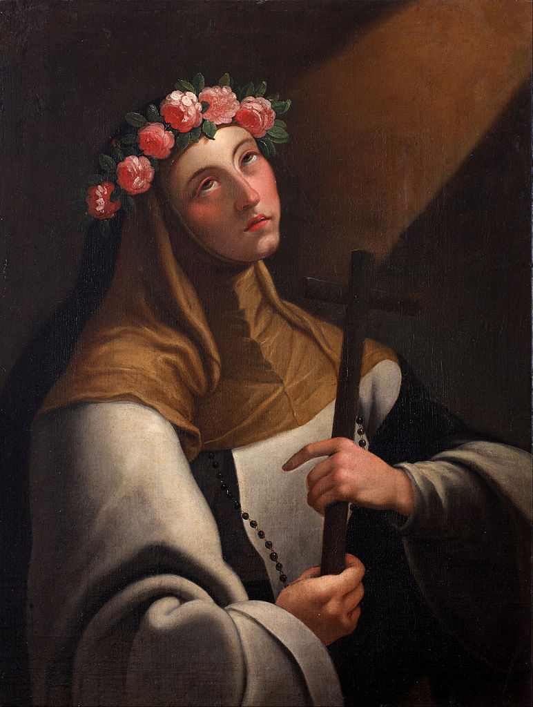 772px-José_del_Pozo_(atribuido)_-_Saint_Rose_of_Lima_-_Google_Art_Project
