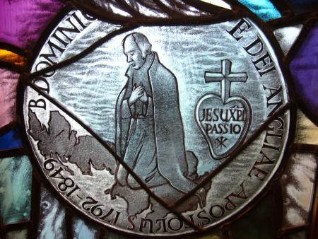 bl dominic medal