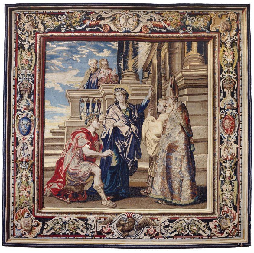 Philamuseum Rubens Tapestry Helena
