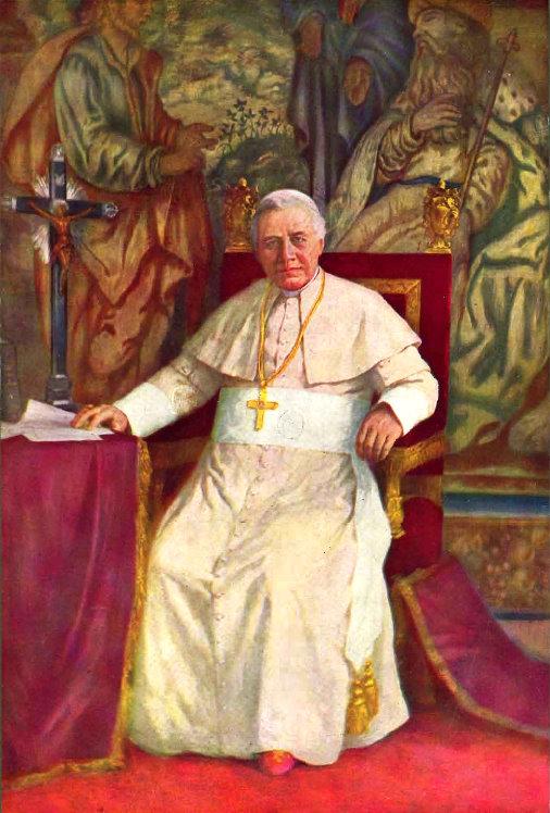 PopeSaintPiusX