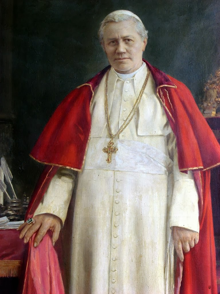 Papa San Pio X Giuseppe Sarto