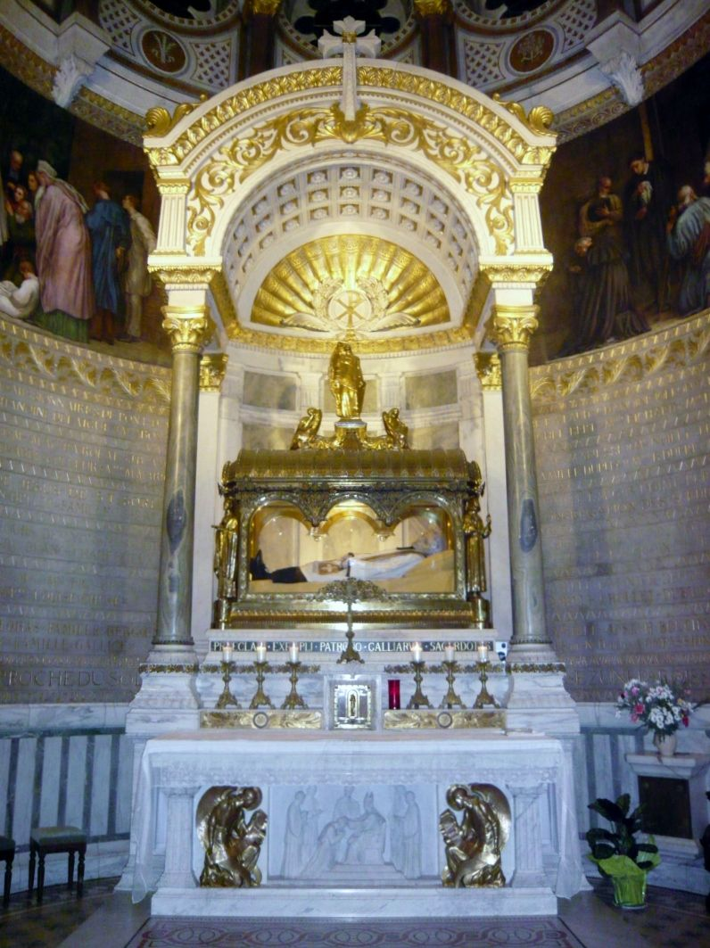 shrine - st john vianney