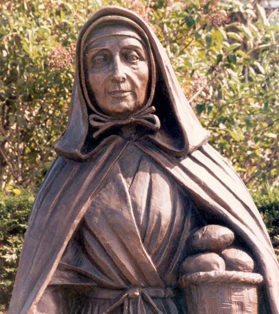 st jeanne jugan statue