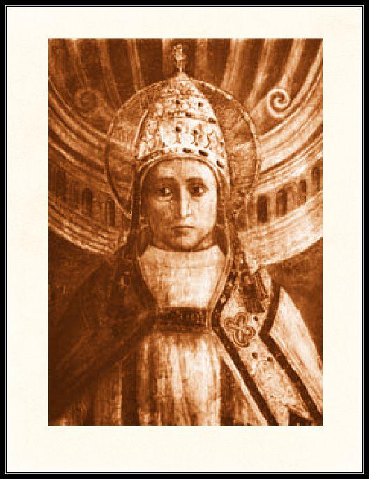 st pope zephyrius