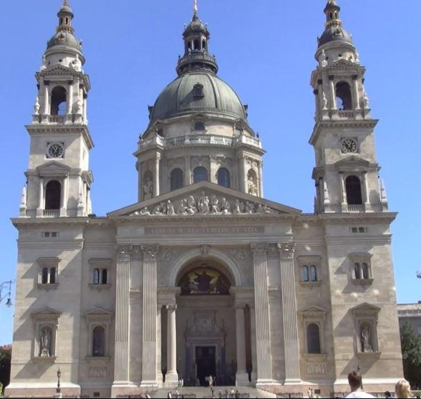 st stephen's basilica budepest