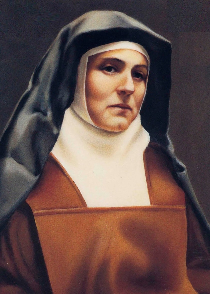 St Teresa Benedicta of the Cross-lg