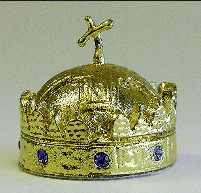 THE HOLY CROWN OF STEPHEN