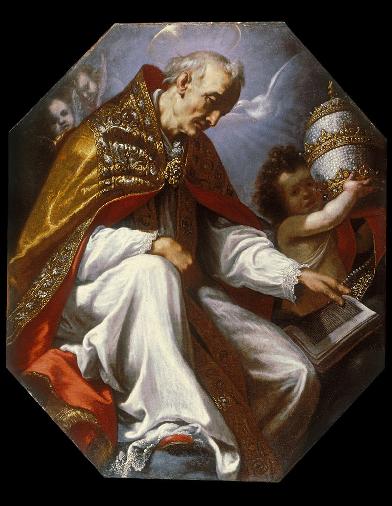 792px-Jacopo_Vignali_-_Saint_Gregory_the_Great_-_Walters_372530