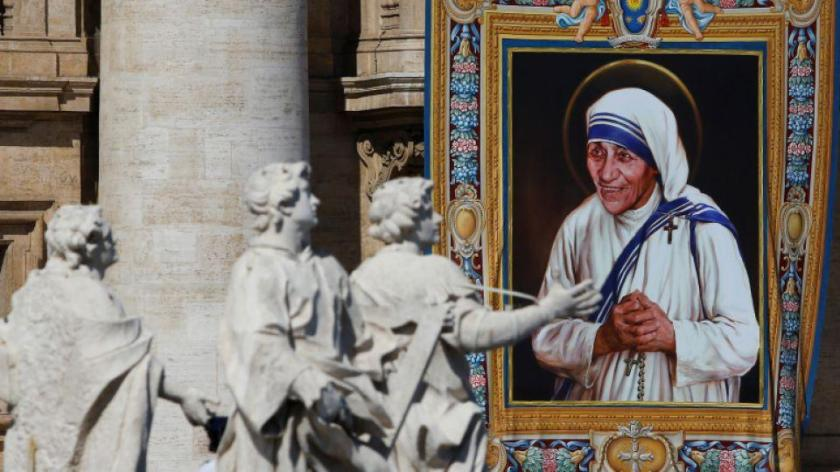 canonisation poster