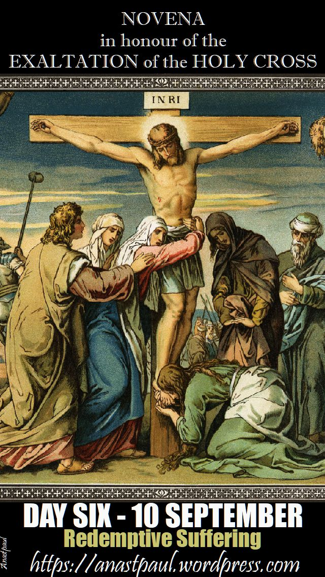 day-six-novena-holy-cross-redemptive-suffering-10-sept