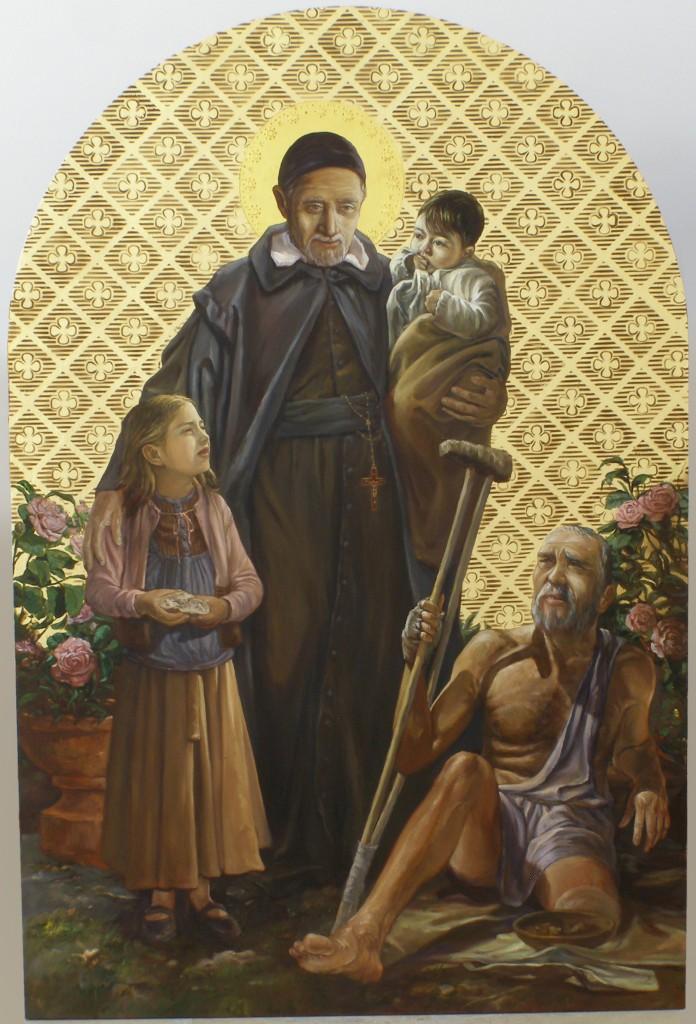 ENVIO-CUADRO-ACABADO-St-Vincent-de-Paul-portrait