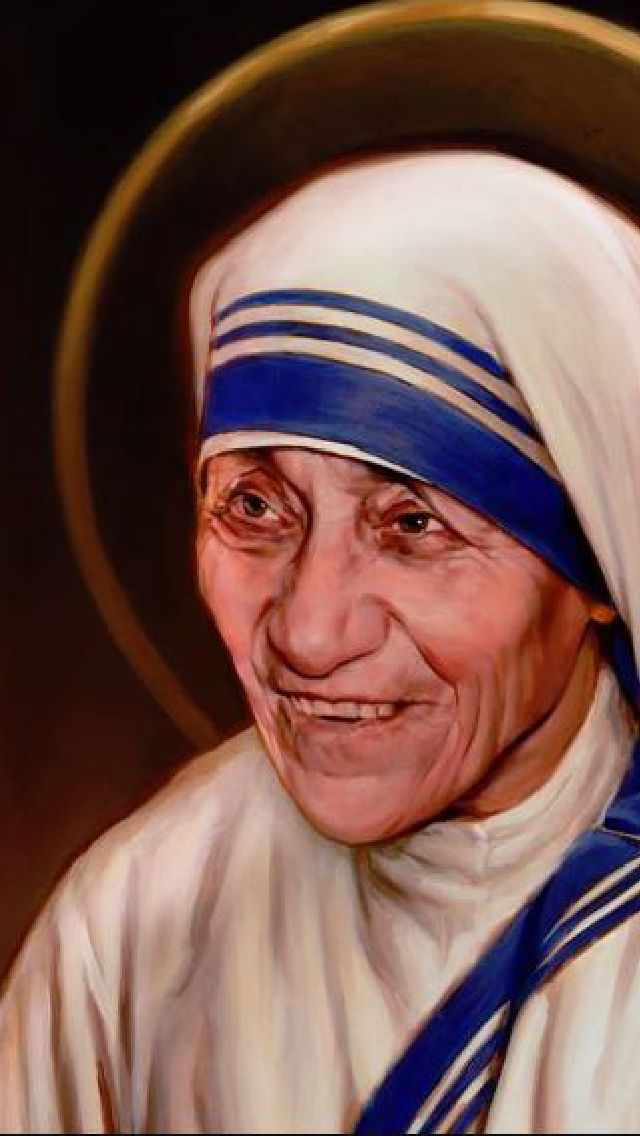 larger - st mother teresa