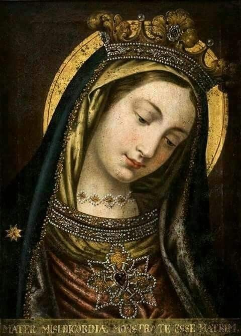 mother of sorrows monstrate